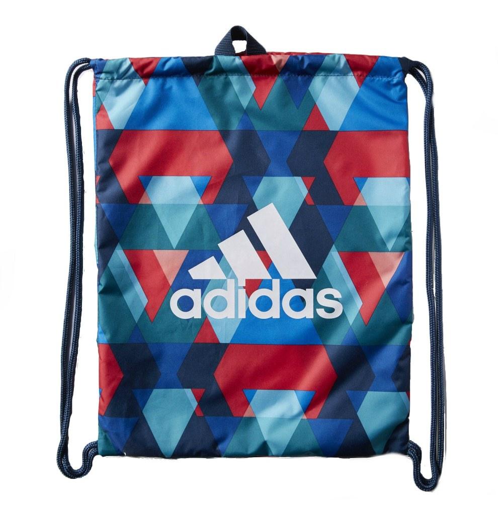 65bf196956369 ADIDAS torba plecak worek na buty siłownię basen