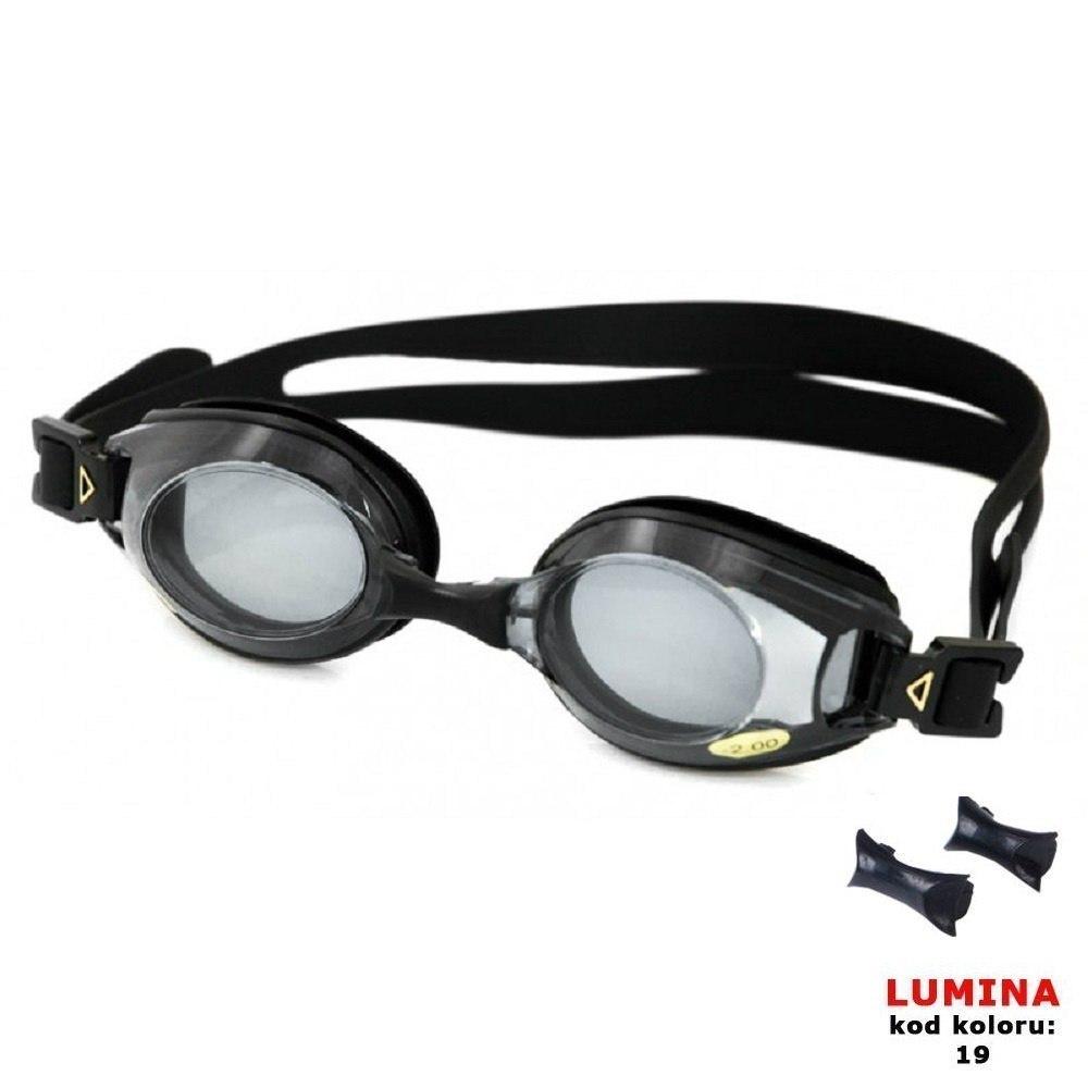 3d02eb025ce8 Okulary korekcyjne do pływania LUMINA -1