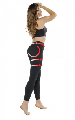 Legginsy PUSH-UP LEGGINGS Anti Cellulite 42 GWINNER