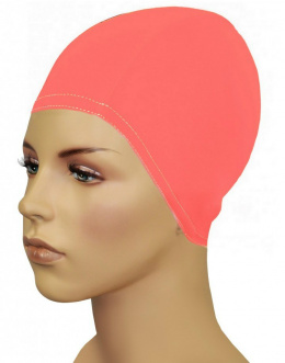 Czepek pływacki BATHING CAP FOR LONG HAIR pink GWINNER