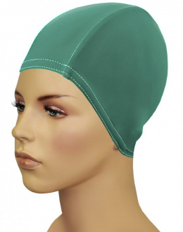 Czepek pływacki BATHING CAP FOR LONG HAIR green GWINNER